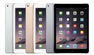 Apple iPad Air 2 | WiFi Cellular 4G GSM UNLOCKED
