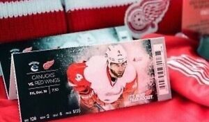DETROIT RED WINGS TICKETS FROM $13!!!