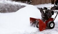 ** Snow Removal ** Winter 2015/16