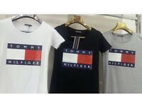 Tommy Hilfiger inspired ladies tshirts