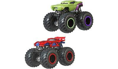 Hot Wheels Monster Truck Twin Pack Best Toy For