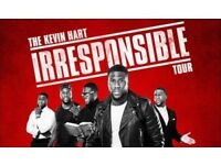 2 Kevin Hart irresposible tour tickets