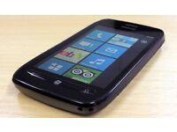 Boxed Nokia Lumia 710 Touchscreen Smart Phone O2 Giffgaff Tesco Good Condition Can Deliver