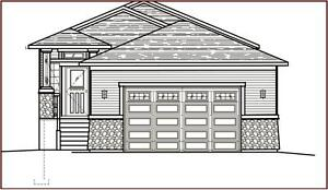 We Have The Lot & Can Build You A 3 Bdrm Bungalow!  The 'Admiral