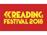 Tickets for Festival and parking for 24th August 2018 - Bargain