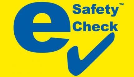 E-SAFETY CHECK/PINK SLIP