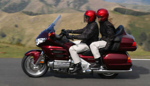 WANTED HONDA GOLDWING TOURING MOTORCYCLE