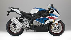 Bmw 1000RR STOCK EXHAUST