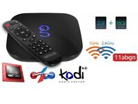 G-Box Q ver.2.2 4K Android TV BOX/ Quad Core S802/ 2GB DDR3/ 16GB/ 5GHz Wi-Fi