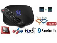 Matricom G-Box Q ver.2.2 4K Android TV BOX/ Quad Core S802/ 2GB DDR3/ 16GB/ 5GHz Wi-Fi
