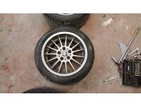 Bmw alloys style 32 17 inch £165