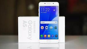 Brand New Unlocked Samsung Galaxy A5 Dual SIM White