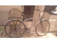dawes hybrid mens bike 21 speed