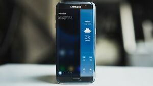 Samsung Galaxy S7 Edge 3 months new & in mint condition - $615 Cambridge Kitchener Area image 3