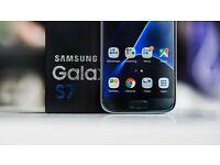 S7 unlocked Samsung black