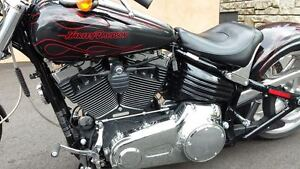 2009 Soft Tail Rocker Classic Harley Davidson (updated)