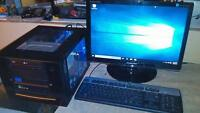 QuadCore Desktop Set Up 4 XBox1
