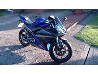 YAMAHA YZF-R125 New shape, Mint condition !! R125