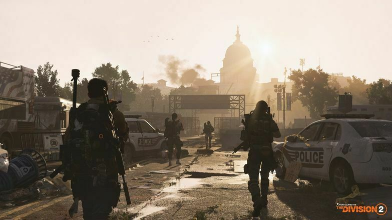 Tom Clancys The Division 2 RPG Action Shooter Computer Game For PC DVD Windows