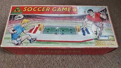 Vintage table football game
