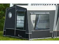 ISABELLA COAL 250 AWNING ANNEX NEVER USED SO NEW CONDITION