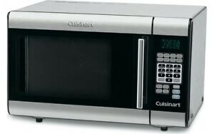 stainless steel cuisinart microwave $40 OBO