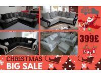 BRAND NEW CRUSH VELET SHANNON 3+2 seater sofa corner sofa