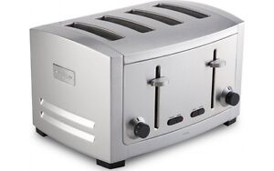 "Beautiful  ""ALL  - CLAD"" 4 SLICE  TOASTER"