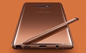 Samsung Galaxy Note 9 SM-N960F / N960F/DS / N9600 128/512GB Dual SIM - Factory Unlocked (Pre-Order)