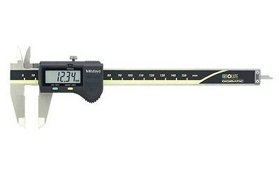 Mitutoyo 500-196-30 Advanced Onsite Sensor Absolute Scale Digital Caliper 0-6