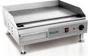 COMMERCIAL FLAT TOP GRILLS FOR RENT (ELECTRIC OF PROPANE)