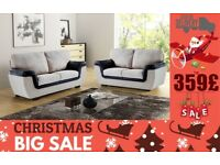 CASH ON DELIVERY RICHMOND SOFA 3+2 SEATER