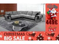 DISCOUNTED OFFER TANGO CORNER SOFA OR 3+2 SEATER