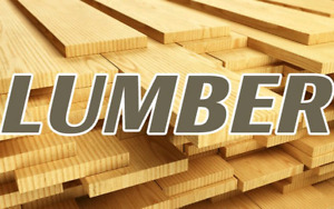 LUMBER* FENCE * DECK PLANKS / WOOD UMBER *4by 4,'s etc..