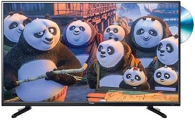 """BRAND NEW 24"""" (60cm) HD LED LCD TV - DVD COMBO - USB RECORDING 240V AND 12 VOLTS"""