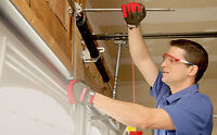 Garage Door Repair & Opener Repairs, Best Price 587-400-7227