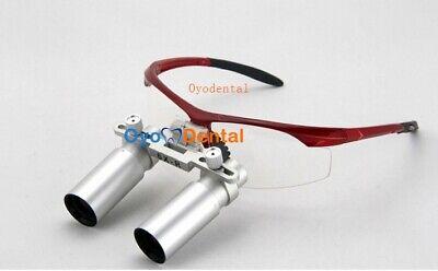 6.0x 420mm Medical Loupes Binocular Surgical Magnifier Dental Loupes Eyeglasses