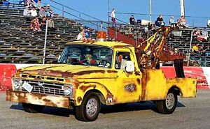 1965 ford tow truck, rat rod truck