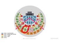 2 seated Drake tickets for sale, good seats, Thursday 24th, sse hydro