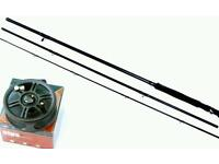Beginners fly rod and reel brand new