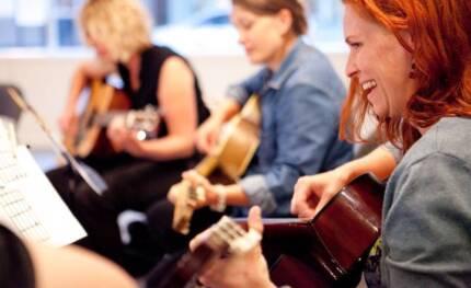 5-Week Beginner Guitar Course