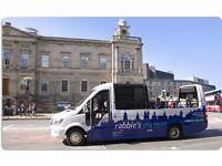 Edinburgh Panoramic City Tour Driver