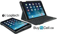 BRAND NEW LOGITECH KEYBOARD FOR iPAD AIR 1 OR 2 + $119 AT APPLE
