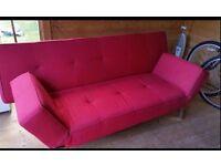 Sofa bed - clic clac