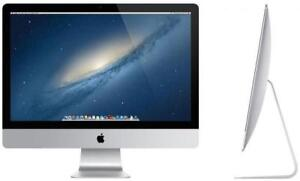 Imac 27 pouces / late 2013 / Intel Core i5 4670@3.4Ghz - 16Go - 256Go SSD - Mac OS X 10.12 (Sierra)