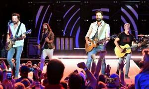 OLD DOMINION - AMAZING 6TH ROW FRONT FLOOR SEATS and PIT TICKETS