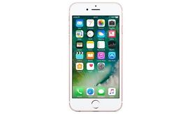 Apple iPhone 6S Rose Gold 16 GB Brand New Unlocked with full Warranty.