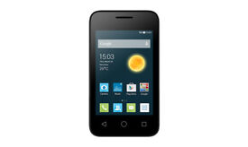 ****** Alcatel Pixi 3 , 3.5inch, (Includes simcard with £15 credit) *** NEW & SEALED ****