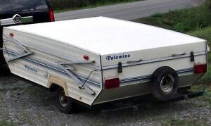 WANTED--to buy old pop up tent trailer