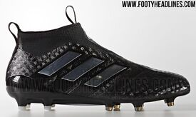 Adidas 17+ PureControl Firm Ground Boots